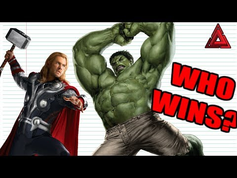 Play EVERY Thor VS Hulk Fight EVER! in Mp3, Mp4 and 3GP