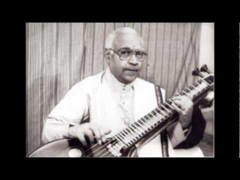 Veena-- Vathapi Ganapathim- Hamsadhwani- Emani Sankara Sastry...
