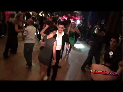 Yağız Bankoğlu & Melisa Sahra Katılmış | SALSA | TDSF Şampiyonası - 1.Etap - After Party