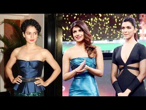 Kangana Says That Deepika And Priyanka Going To Hollywood is STUPID