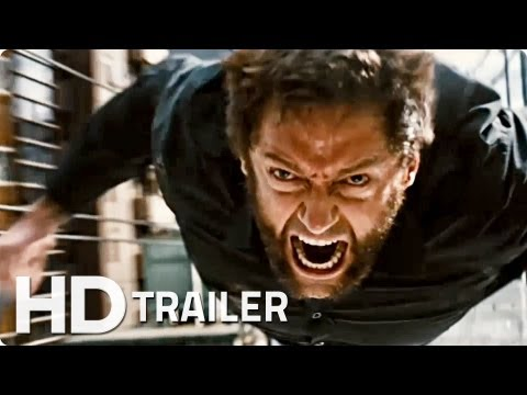 THE WOLVERINE Trailer German Deutsch HD 2013 | Marvel