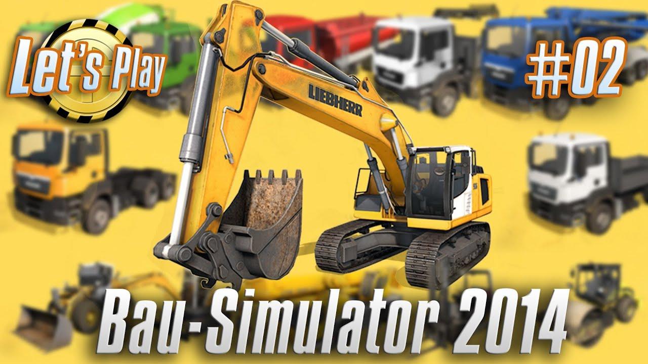 Lets Play Bau Simulator 2014/