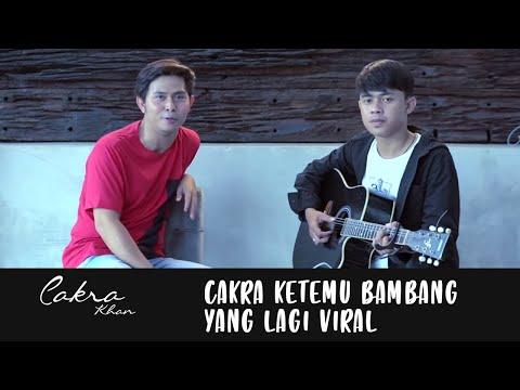 Cakra Khan bertemu Bambang si Pengamen Cilegon!!