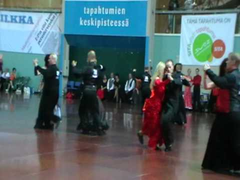 Finnish tango competition