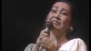 聞かせてよ愛の言葉を/岸洋子ステージ(日・仏語全歌詞付) Yoko Kishi