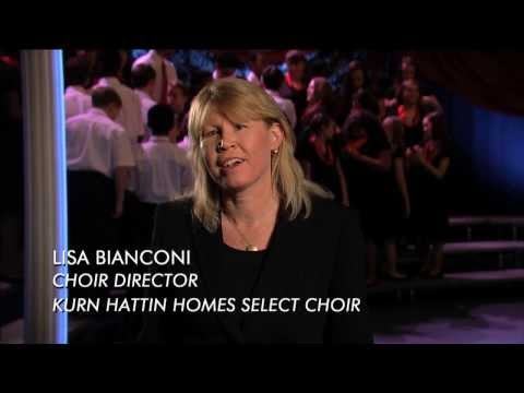Kurn Hattin Homes Select Choir: Director Lisa Bianconi | Together in Song