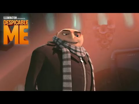 Despicable Me - Bonus Grus Accent - Own it now on Blu-ray  DVD