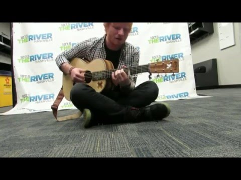 Ed Sheeran - Tenerife Sea ( 107.5 The River )