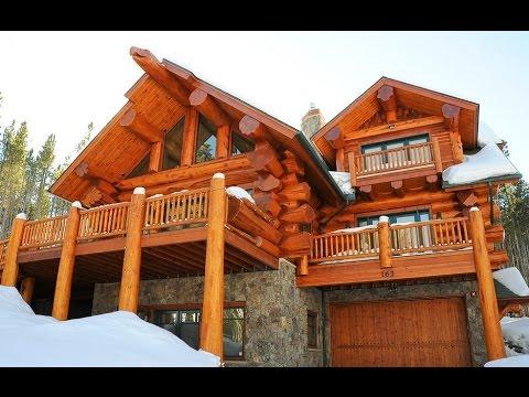Casas de madera rusticas