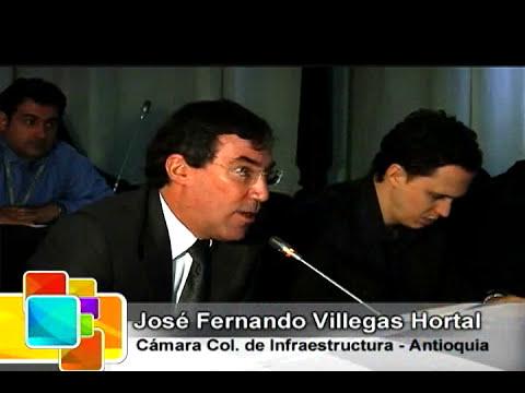 AUTOPISTAS de la Prosperidad en la Agenda del Concejo de Medellín