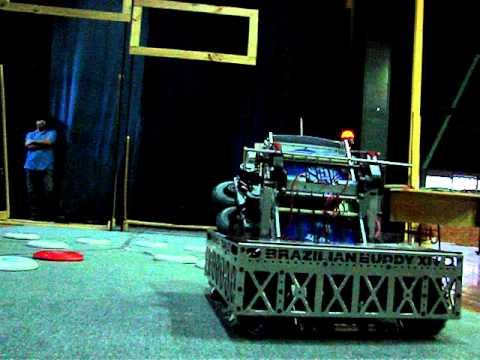FRC Team #383 Brazilian Machine - Test #3