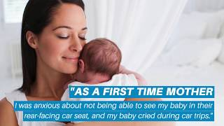 Baby Car Mirror by Kid Transit