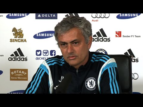 Jose Mourinho - Chelsea Will Win The Premier League Title