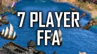 7 Player FFA - Inner Circle