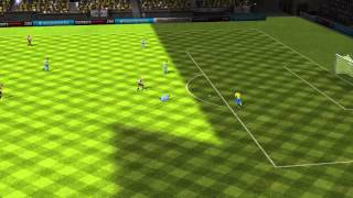 FIFA 14 Android - Essen Fortuna VS Feyenoord