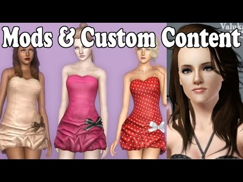 How to Install Mods & Custom Content into The Sims 3!