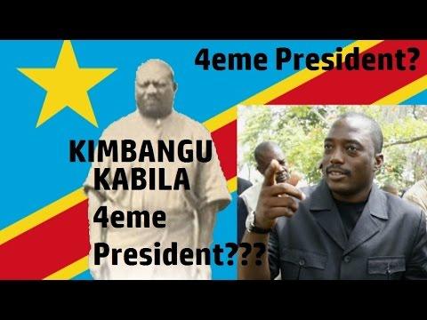 BREAKING NEWS:RD CONGO KIMBANGU 4eme PRESIDENT KABILA PROPHETIE???
