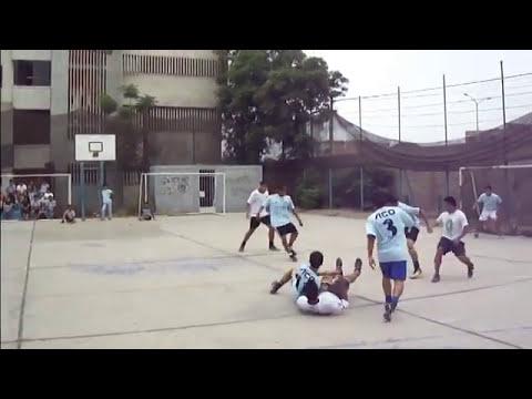 Campeonato de la Fiarn Faperos(13A) vs Los Agachados(11B)