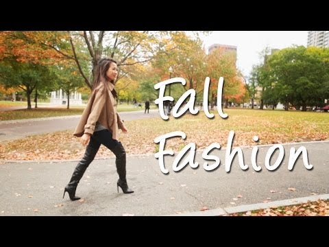 Fall Fashion 2013