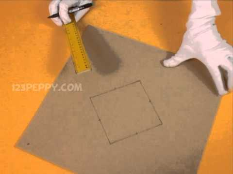 How to Make an Egyptian Pyramid Out of Cardboard How to Make a Pyramid