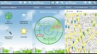 iPhone App Review of Wi-Fi Finder [Find Free Wi-Fi Hotspots On The Go!]