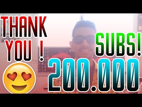 download lagu 200,000 Subscribers Special gratis