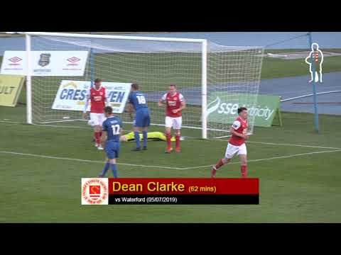 Goal: Dean Clarke (vs Waterford 05/07/2019)