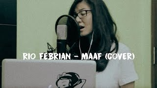 RIO FEBRIAN - MAAF (COVER) WITH ABE