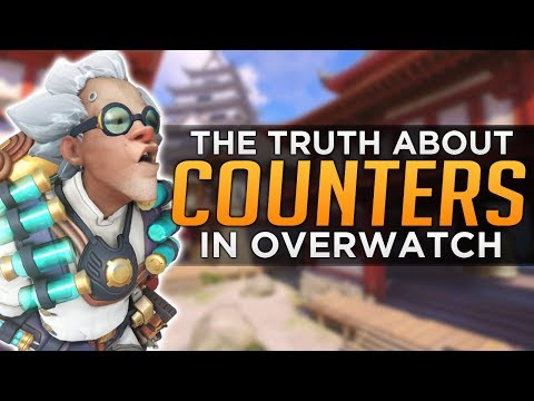 """Overwatch: The TRUTH About Hero """"Counters"""""""