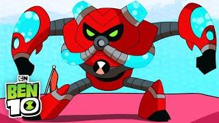 Ben 10 | Overflow | Cartoon Network