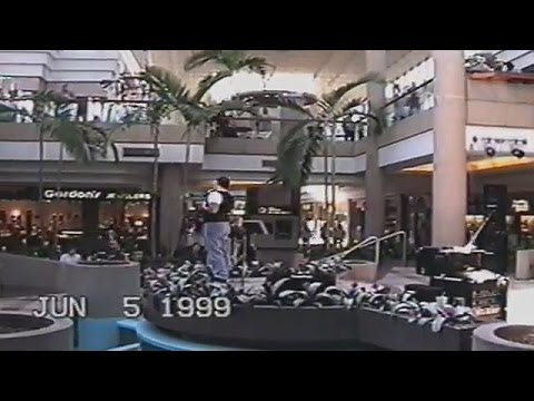 Hickory Hollow Mall was amazing in 1999.