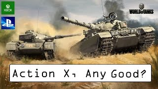 Centurion Action X - World of Tanks Console ( Xbox / PS4 )