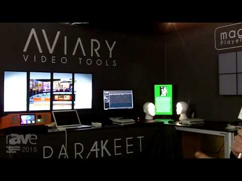 ISE 2015: Green Hippo Highlights the Hippytizer V4 and AViary Video Tools
