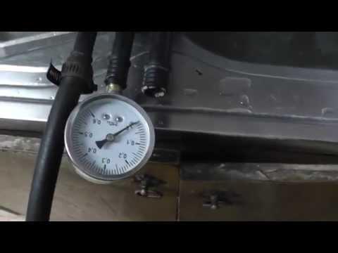 Видео как проверить радиатор