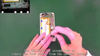 Huawei GR3 (TAG) Enjoy 5S Disassembly tutorial