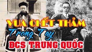 Tiểu Sử Vua PHỔ NGHI, Hoàng Đế Cuối Cùng Của Trung Hoa – Đoản Mệnh Trong Tay ĐCS TQ