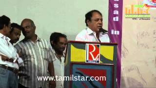 PRO Union's Condolence Meet For MS Viswanathan And Ibrahim Rowther Part 1