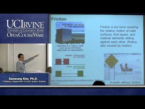 Earth System Science 23. Air Pollution. Lecture 8. Dynamic Atmosphere, Part I.