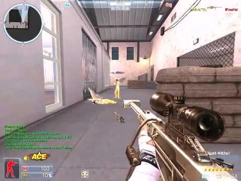 รีวิวปืนบาเรตในxshot