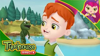 Little charmers | The Princess and the Frog | Mini-Clip, Ep.1 💋🐸👧❤