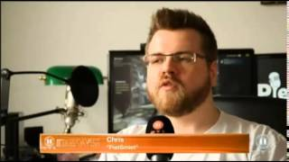 Pietsmiet - The Elder Scrolls Online - Chris RTL 2 News 6 April 2014