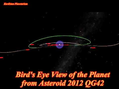 view the asteroid live - photo #30