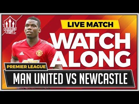 Manchester United vs Newcastle  Stream Watchalong
