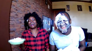 How Well Do We Know Each Other ??? PIE ON THE FACE