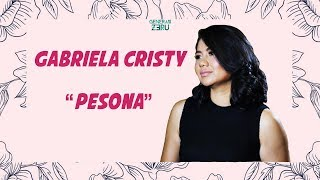 Gabriela Cristy - Pesona (Lyrics Video)