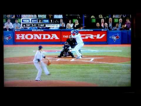 Masahiro Tanaka's First Inning With The Yankees