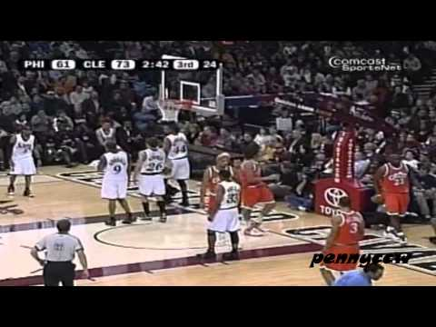 NBA Greatest Duels: Allen Iverson vs. LeBron James (2007)