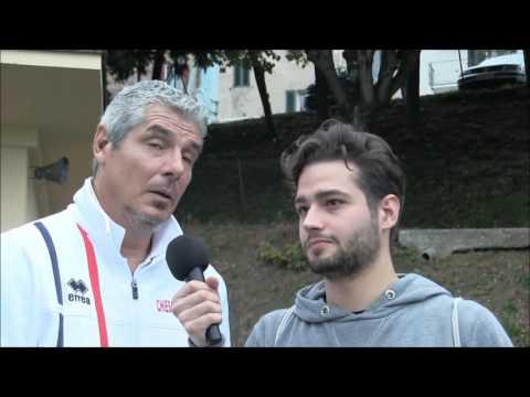 Le interviste del derby Aurora Treia - Chiesanuova