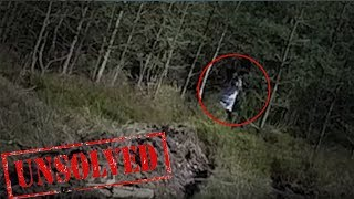 5 Unexplained Footage Caught By Drones...
