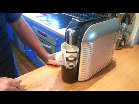 Starbucks Verismo Coffee Maker Instructions : easy way to refill coffee pods for aldi expressi, k-fee, starbucks verismo machines - YouTube